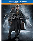Fantastic Beasts: The Crimes of Grindelwald (Digibook) (Blu-ray 3D & Blu-ray)