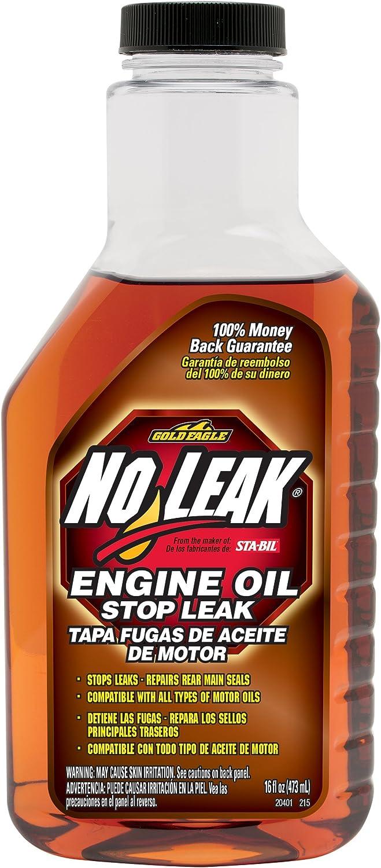 NO LEAK Engine Oil Stop Leak}