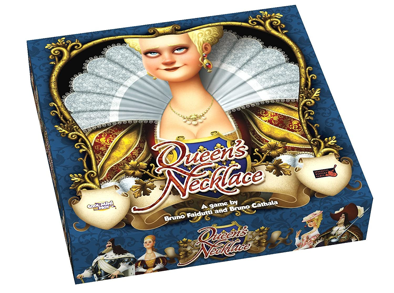 CMON Queens Necklace Game Publisher Services Inc QN001 PSI