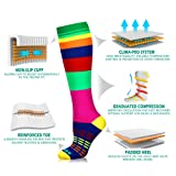 NEWZILL SWAG Compression Socks (20-30mmHg) for Men