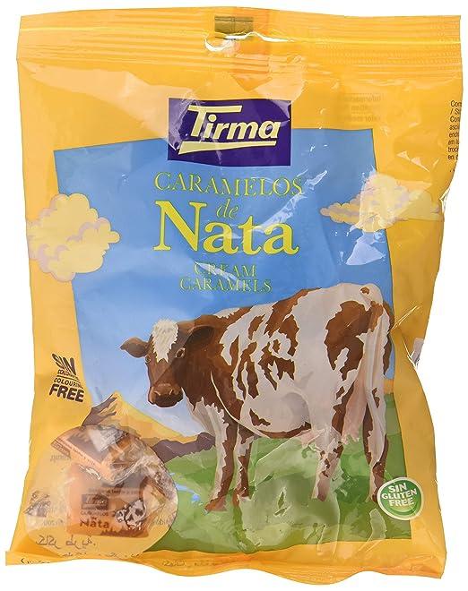 Tirma Caramelos de Nata - 12 Unidades x 125 gr