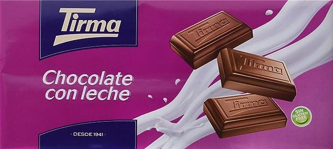 Tirma Chocolate con Leche - 10 Unidades