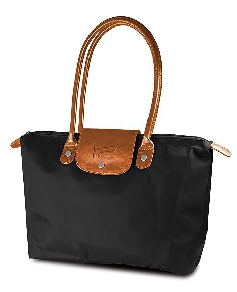 d40b45b69799 Amazon.com: Klip Xtreme Riviera Ladies Laptop Tote Shoulder Bag ...