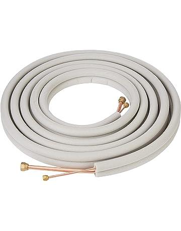 Senville 25 Ft. Copper Pipes for Mini Split Air Conditioner