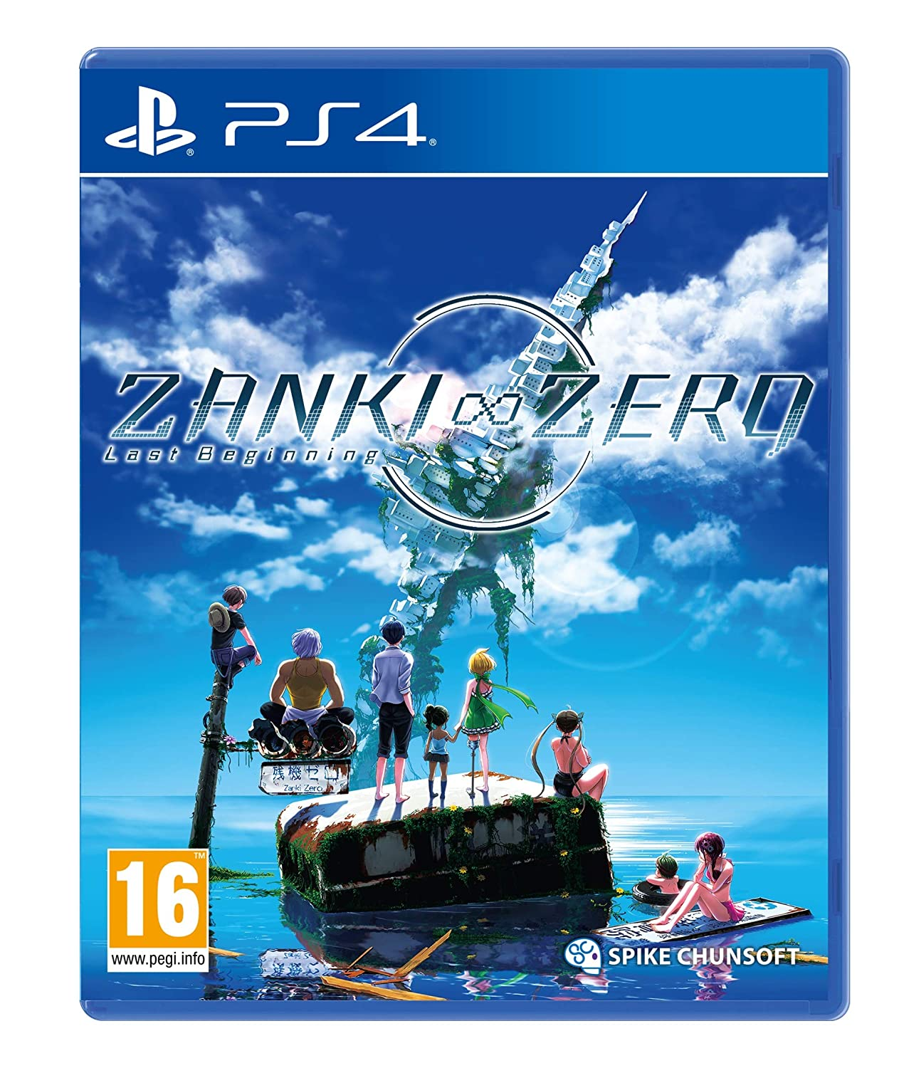 Amazon Com Zanki Zero Last Beginning Ps4 Video Games