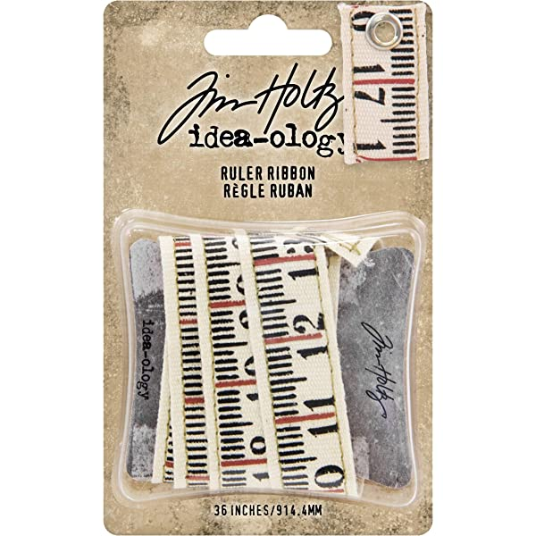TIM HOLTZ IDEAOLOGY 2 PACKS RULER RIBBON TH92830
