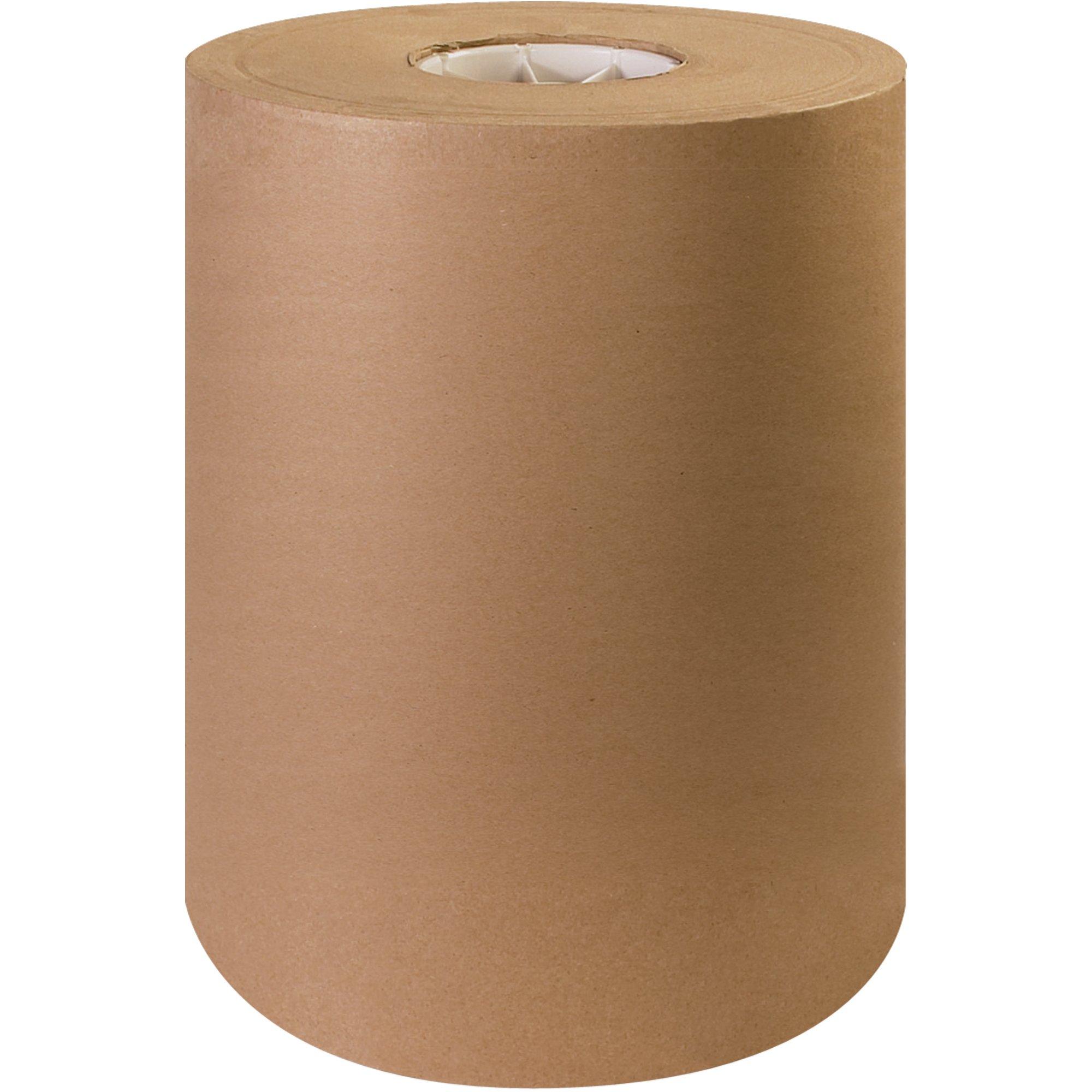 Kraft Paper Roll, 50#, 12'' x 1200', Kraft, 1/Roll by Choice Shipping Supplies