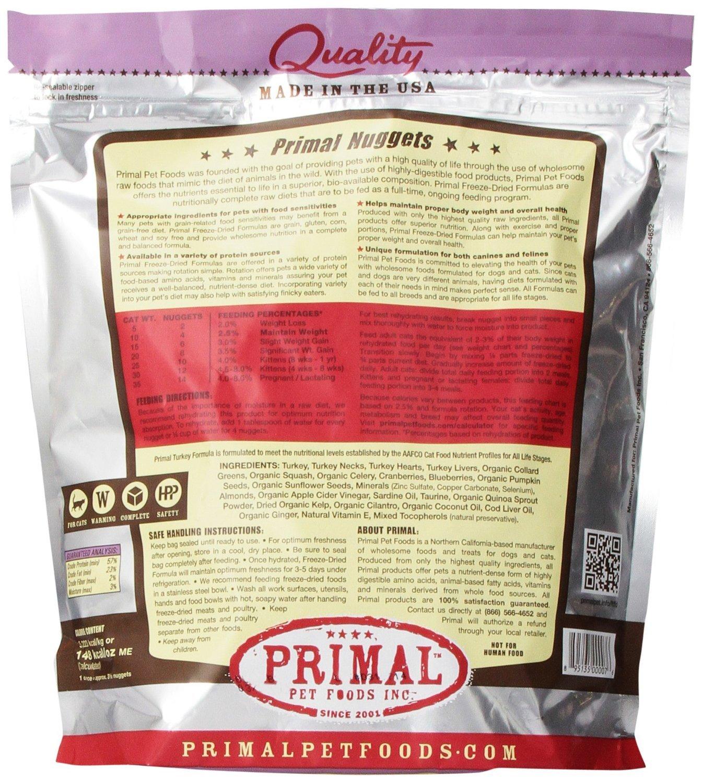 Primal Freeze Dried Food 5.5oz Variety Pack Cat