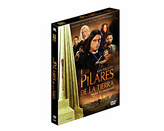 Los Pilares De La Tierra [DVD]: Amazon.es: Ian Mcshane, Rufus ...