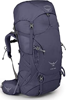 Amazon.com   Osprey Packs Aura Ag 50 Women s Backpacking Pack ... 12c2c403a0a50