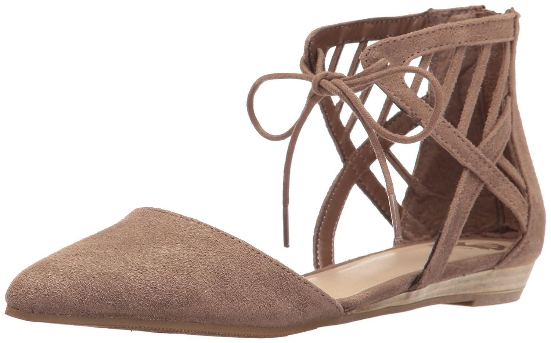 Fergalicious Women's Coco Pointed Toe Flat B01M4HLYJ6 9 B(M) US|Doe