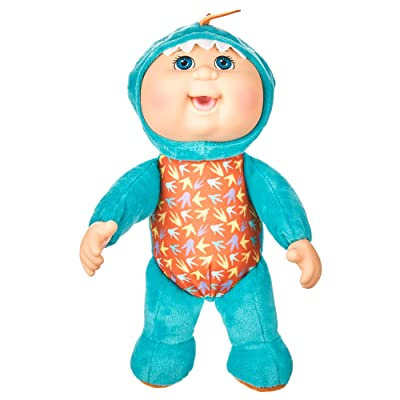 Cabbage Patch Cuties Rory Dinosaur 9 Inch Soft Body Baby Doll - Fantasy Friends Collection: Toys & Games [5Bkhe0804288]