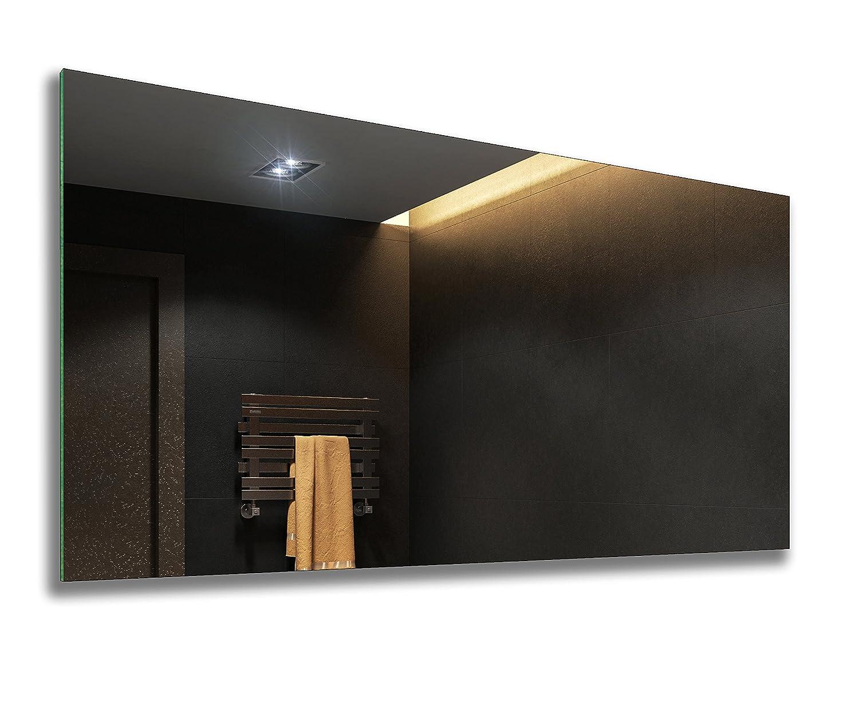 Controluce LED specchio su misura illuminazione sala da bagno FORAM