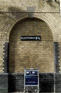 JP London SPMURLT0058 Prepasted Removable Wall Mural Harry Platform 9 3/4  Potter At 2 Part 33