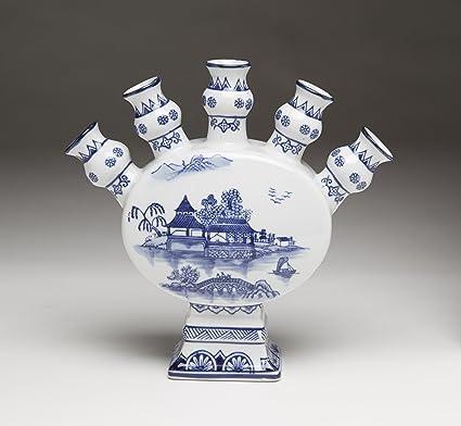 Amazon Porcelain Decorative Vases Aa Importing 59877 Five