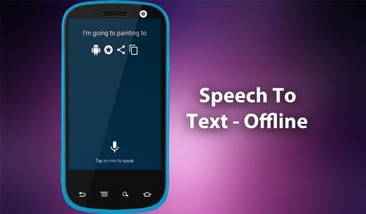 Speech To Text - Offline