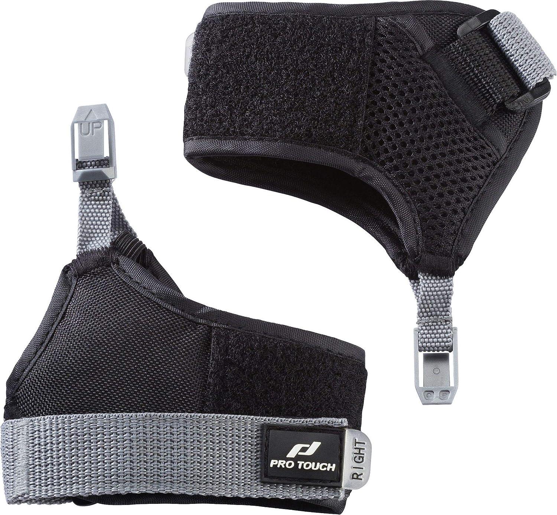 Intersport Nw Strap Safety Mit Clip schwarz//grau//Silber