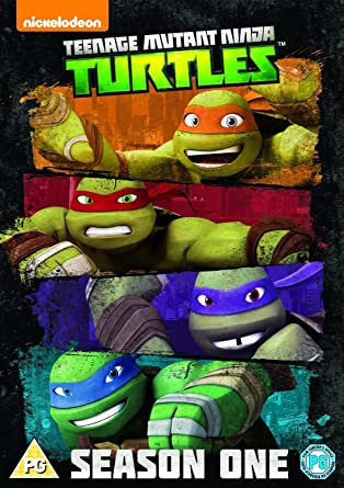 Teenage Mutant Ninja Turtles Season 1 Repack 4 Dvd Edizione ...