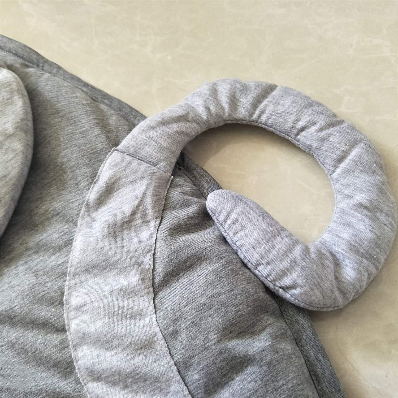 Baby Krabbeldecke Matt Kinderteppich Decke Spiel Matten Baumwolle 95cm