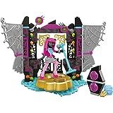 Mega Construx Monster High Catty Noir Stage Fright Building Set