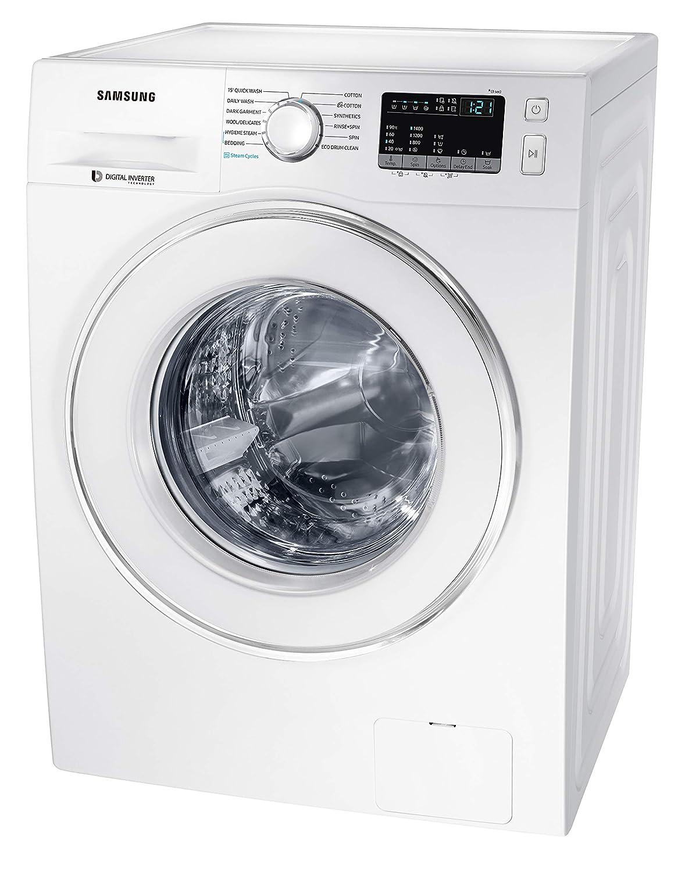 Samsung 8 kg Inverter Fully-Automatic Front Loading Washing Machine