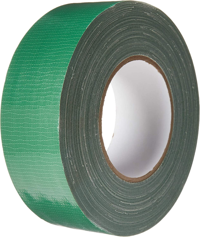 UV Resistant Dark Green 3//4 in X 60 Yd. Waterproof Industrial Duct Tape T.R.U