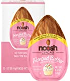 NOOSH Almond Butter Cupcake Packets (20 Count) - All Natural, Vegan, Gluten Free, Soy Free, Dairy Free, Non GMO.