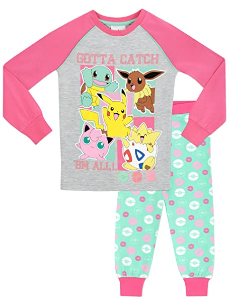 Pokemon Girls Pokemon Pajamas 12
