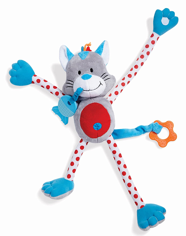 Edushape Happy Kitten Plush