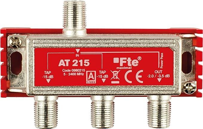 Fte-maximal at 215 - Derivador at-215 conexion -f 2 salida ...