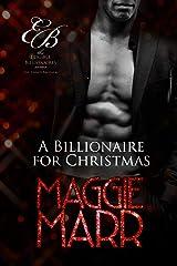 A Billionaire for Christmas: The Travati Family Kindle Edition