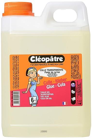 Cleopatre Cola, Cartera Unisex Infantil, (Transparente), 15x20x5 cm (W x H x L)