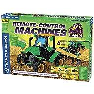 Thames & Kosmos Remote Control Machines: Farm Science Experiment Kit