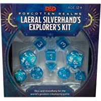 D&d Forgotten Realms Laeral Silverhand's Explorer's Kit (D&d Tabletop Roleplaying Game Accessory)