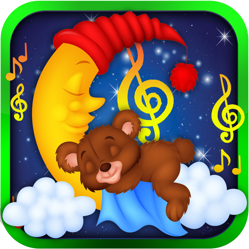 Baby Bear sleepy songs collection: bed time companion with lullabies and playful nursery rhymes