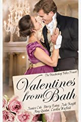 Valentines From Bath: A Bluestocking Belles collection Kindle Edition