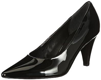 wholesale dealer 183df df2e5 Gabor Shoes Womens Pumps Black Schwarz (schwarz (+Absatz ...
