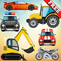 Vehicles and Cars for Toddlers and Kids   play with trucks  tractors and toy cars...
