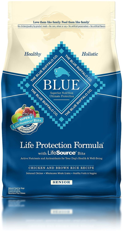 Blue Buffalo Life Protection Dry Senior Dog Food