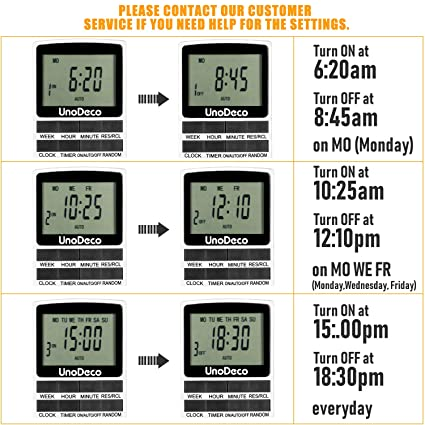 Temporizador Digital con Horario Aleatorio y de Verano. Temporizador Programable con Pantalla LCD, 24/7, Enchufe UE, para Ahorro de Energía.