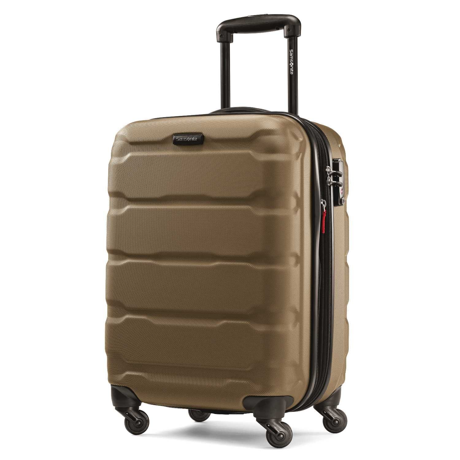 Samsonite Omni Pc Hardside Spinner 20, Burnt Orange Samsonite Corporation 68308-1156