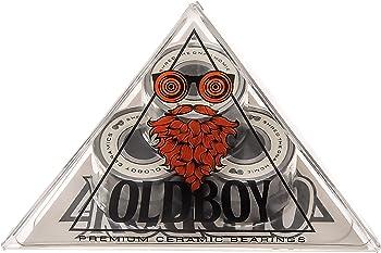 Oldboy Premium Ceramic Longboard Bearings