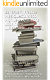 Bar Exam: Practice MBE Questions 200 High Level Questions Look Inside  *(e-book): e book 200 Answered and Analyzed Questions To Help You Pass The Bar Exam First Time