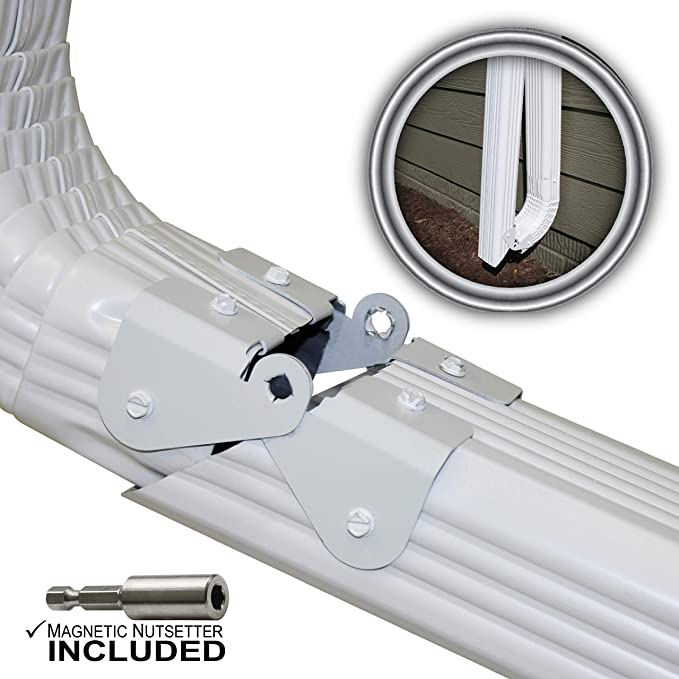 Metal Post 50x50x1400mm Concrete-In Flat Top Pre-drilled holes fits Garden Gates /& Railings /& Fencing UP1