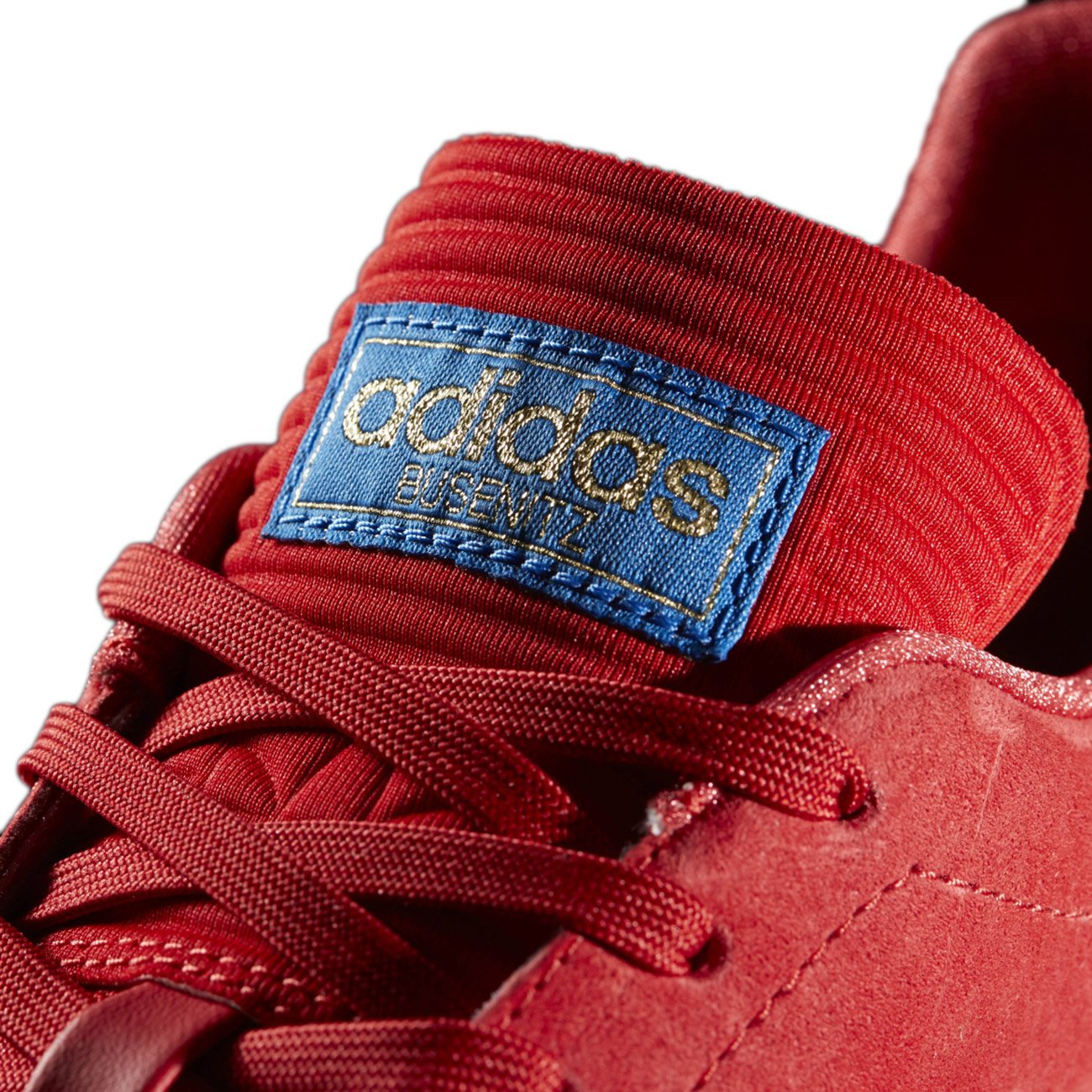adidas Herren Busenitz Rx Skateboardschuhe Rot (Escarl/Ftwbla/Azucie)