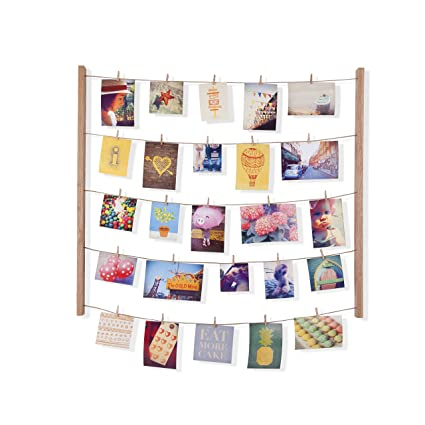 Amazon Umbra Hangit Photo Display Diy Picture Frames Collage
