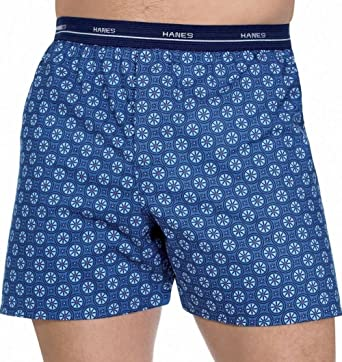 10beb4bb0f97 Image Unavailable. Image not available for. Color: Hanes Men's Red Label  Comfort Flex Woven Boxers