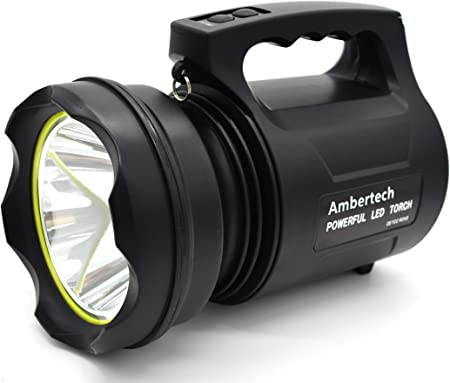 Super Bright Rechargeable USB DEL projecteur phare chasse Cyclisme Lanterna