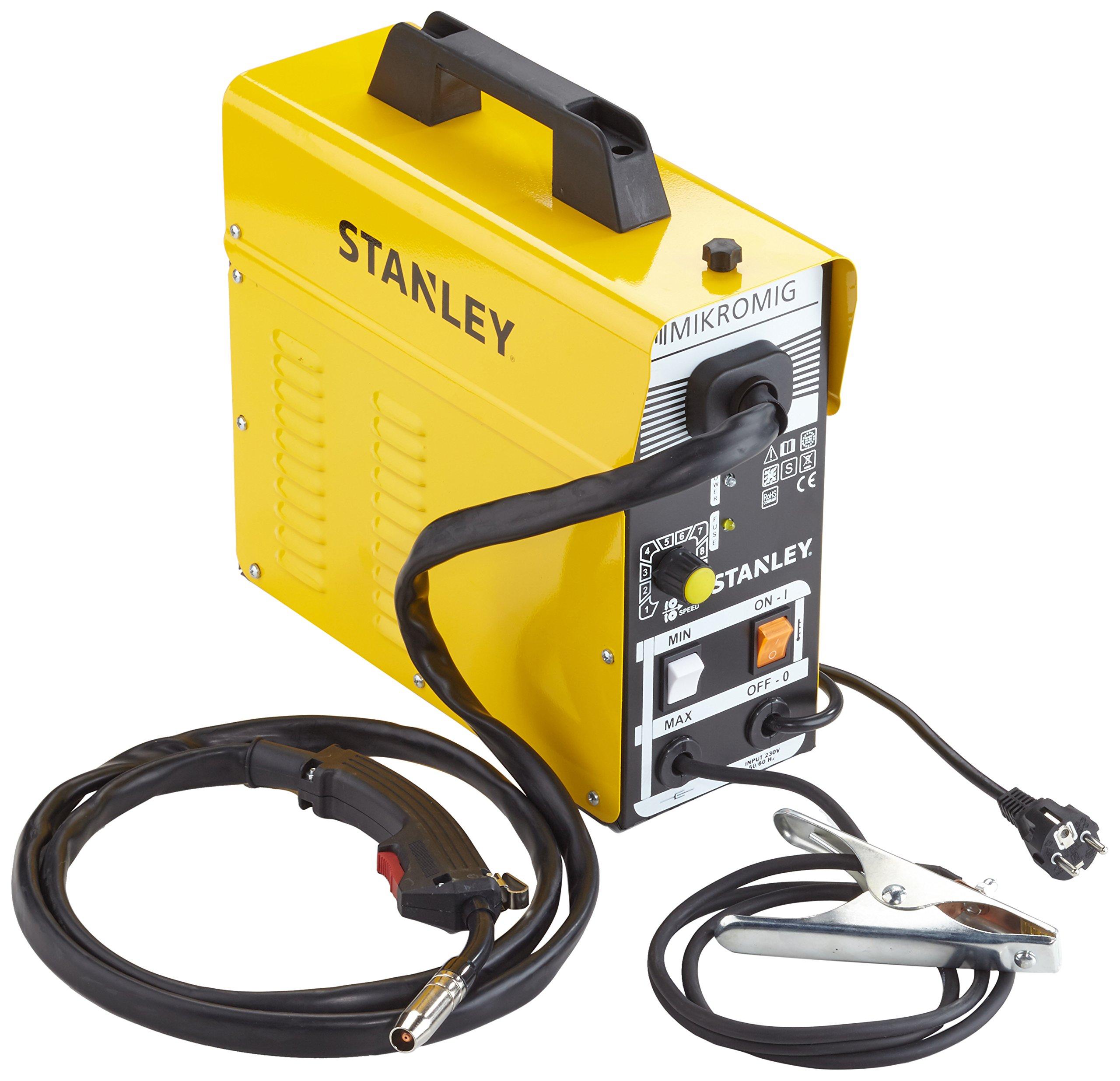 Stanley 460215 MIG MAG - Puesto para soldar (90 A, semiautomática) product image