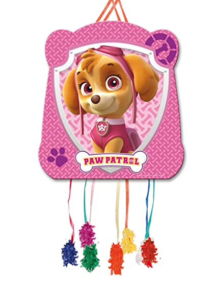 Amazon.com: Piñata Basic Paw Patrol: Toys & Games